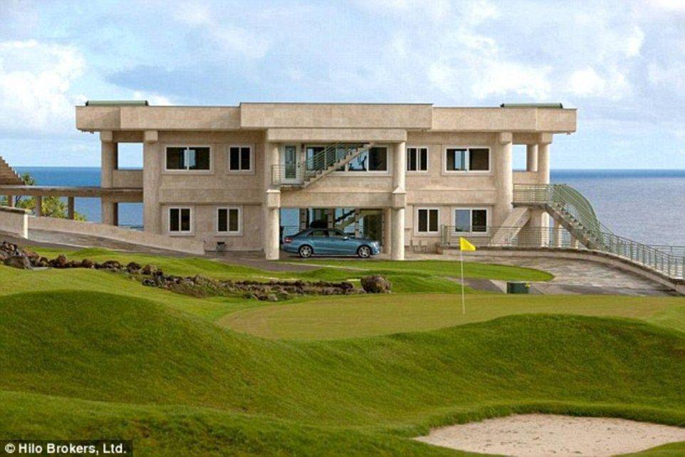 Justin bieber house outside design