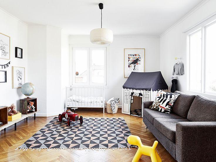huisje-speelhoek-woonkamer | Woonkamer inspiratie | Pinterest