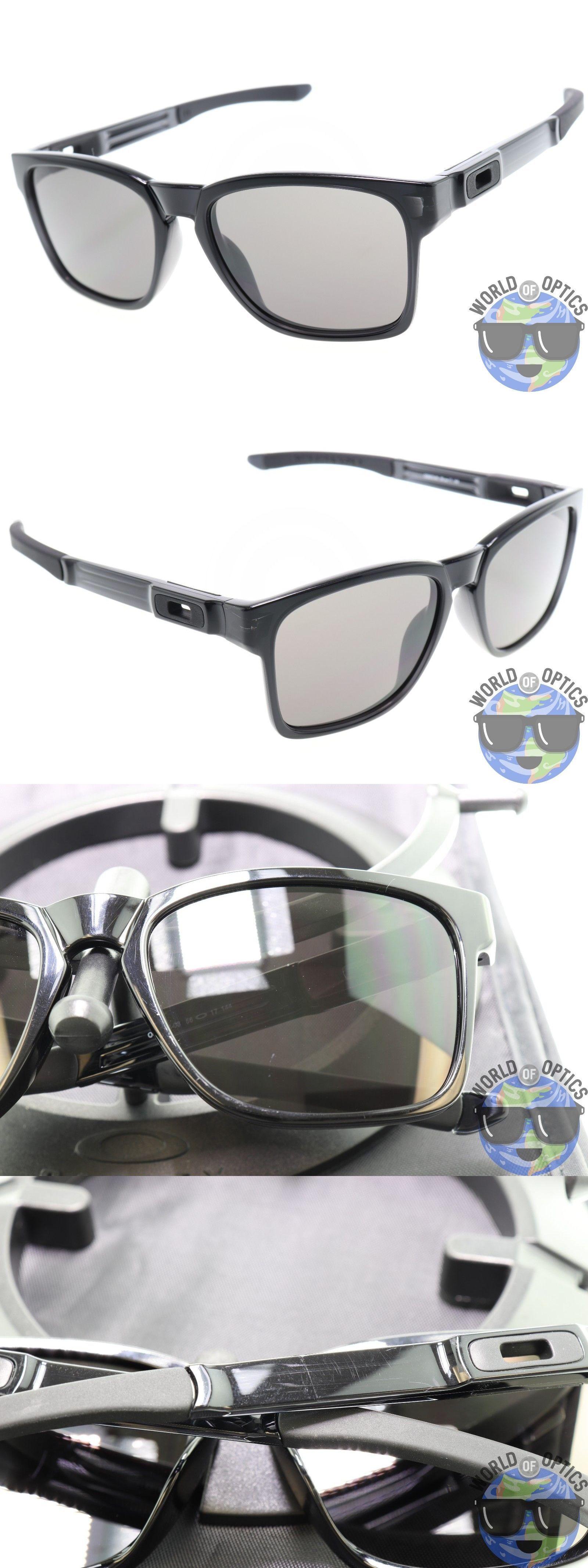 e9bf33f049 ... cheap sunglasses 79720 oakley catalyst sunglasses oo9272 08 black ink  frame w warm grey lenses 4d87f