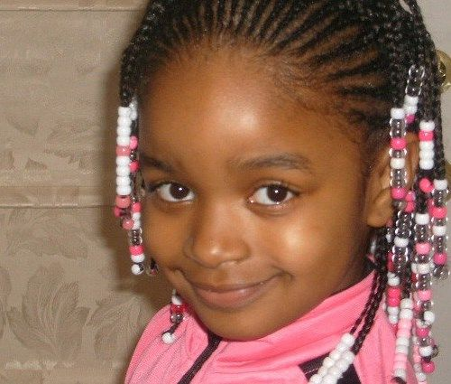 black girls cornrows hairstyles;