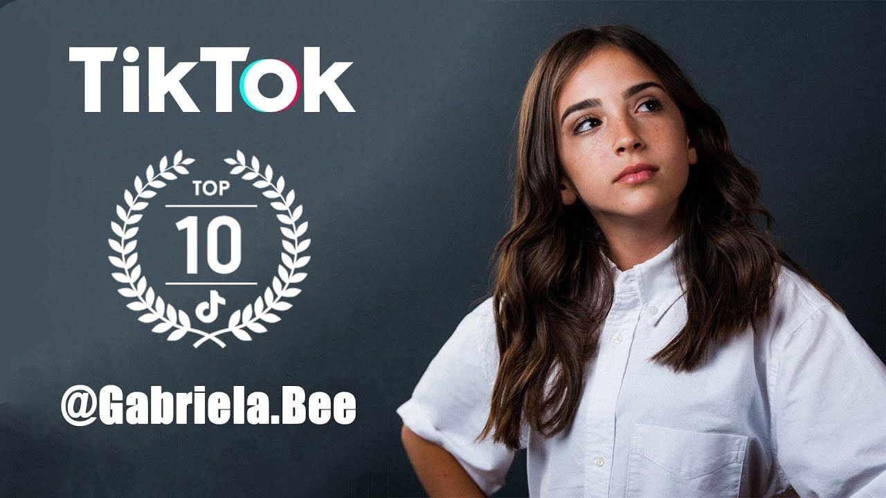 Top 10 Tik Tok Gabriela Bee Miss Bee Most Liked Videos Eh Bee Family Tik Tok Tops