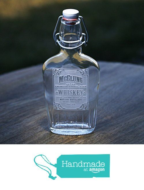 Personalized Engraved Flask, Whiskey, Bourbon, Scotch Gifts