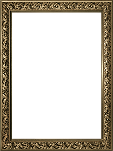 Presentation Photo Frames Tall Traditional Rectangle Style 10