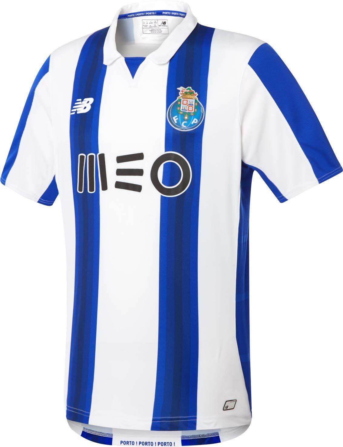 Porto 16-17 Home Kit Released - Footy Headlines  1a16475ec