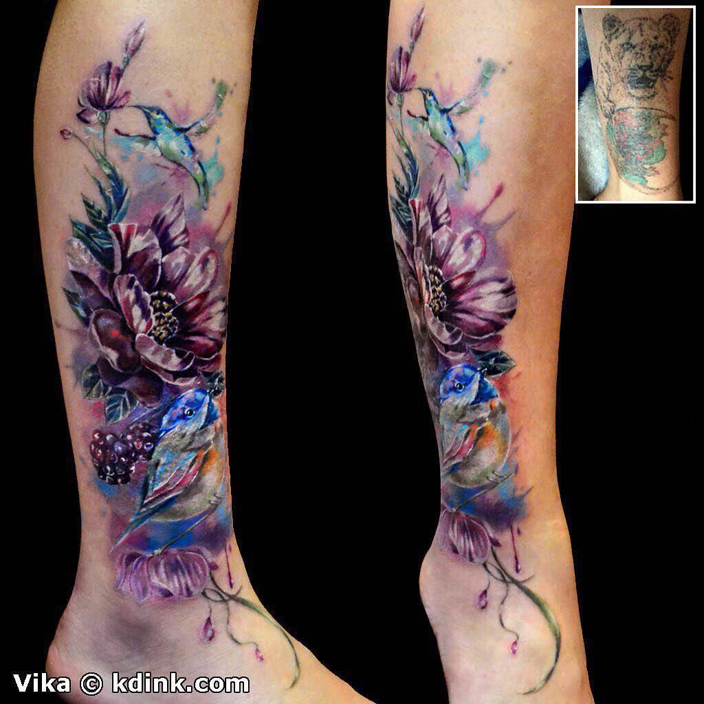 female foot tattoos Foottattoos Foot tattoos, Cover tattoo