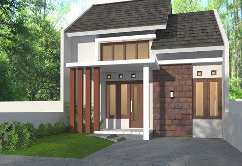 25+ desain rumah minimalis modern 1 lantai terbaru 2020 di
