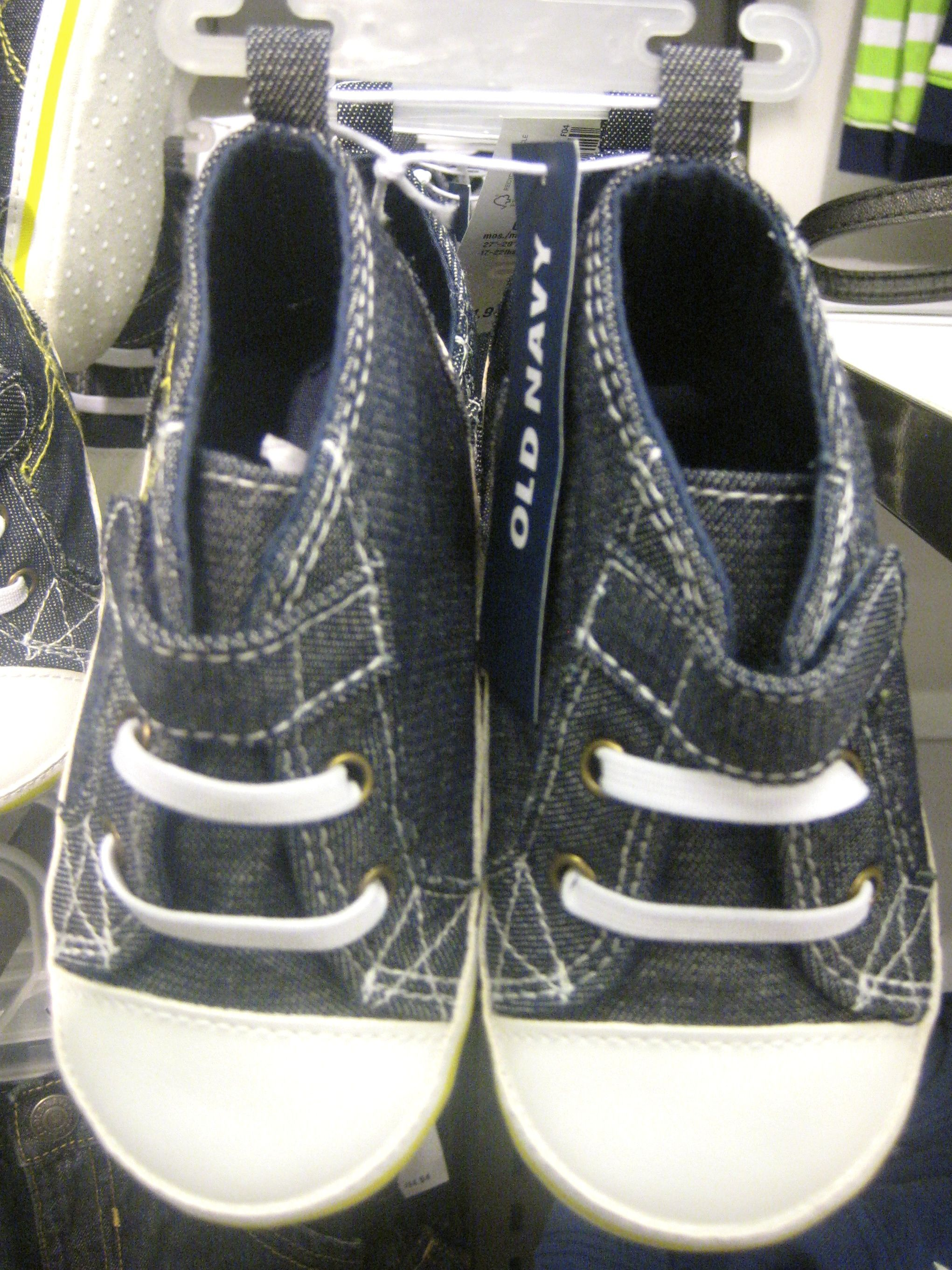 Old Navy baby boy shoes $11 94 burlingtonmall