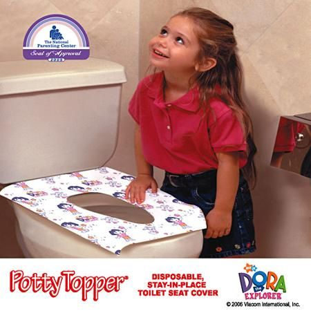 Health With Images Toilet Seat Cover Dora The Explorer