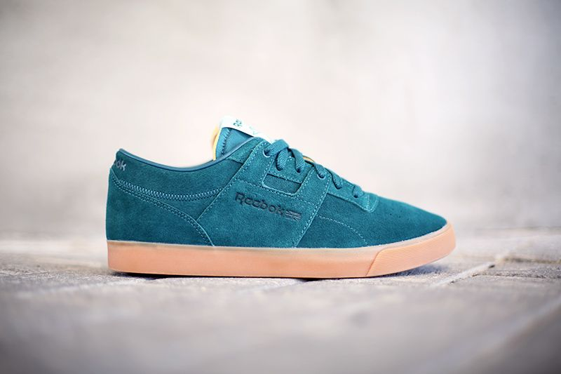 promo code 99714 3fe4a Reebok Workout Clean Low (Autumn 2015) - EU Kicks  Sneaker Magazine