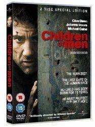 CHILDREN OF MEN (2-DISC SPECIAL ED MOVIE