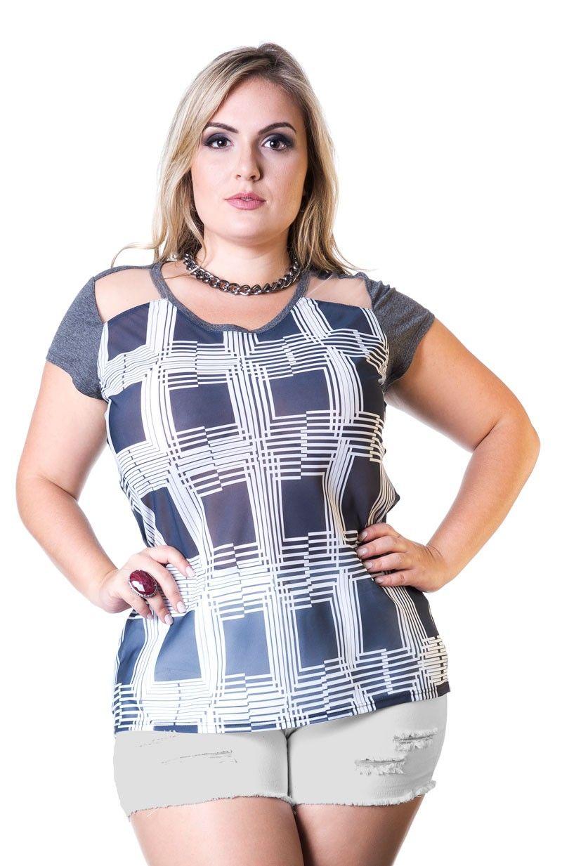 fda5e1a1a1d0 Se você está procurando roupas plus size femininas baratas para comprar  online, você chegou no
