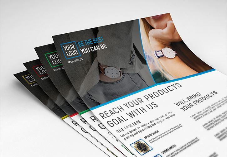 Product Flyer Mockups Pinterest Mockup - product flyer