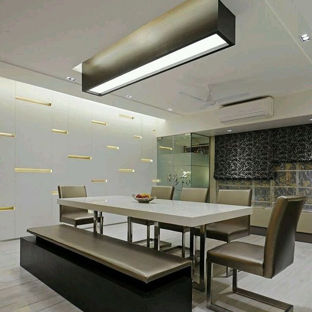 Elegante dise o de interiores con m ltiples detalles - Diseno paredes interiores ...