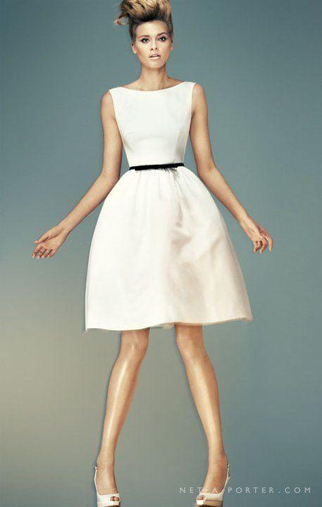 Simple Yet Y Wedding Dress From Jason Wu