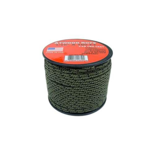 Camo 1 16 Mini Cord 100 Feet Mini Cord Rope