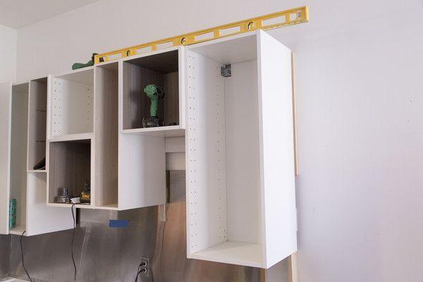 IKEA SEKTION Kitchen Part II: Design and Construction ...