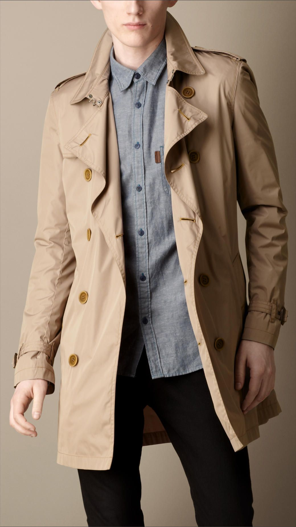 7f700173b Trench Coats for Men | Burberry® in 2019 | My Style | Trench coat ...