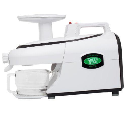 Tribest Green Star Elite GSE-5000 Jumbo Twin Gear Juice Extractor | Buy Online | Ubuy Saudi Arabia