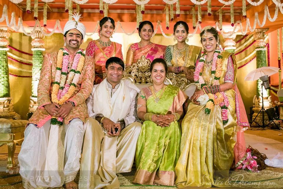 Recent telugu wedding
