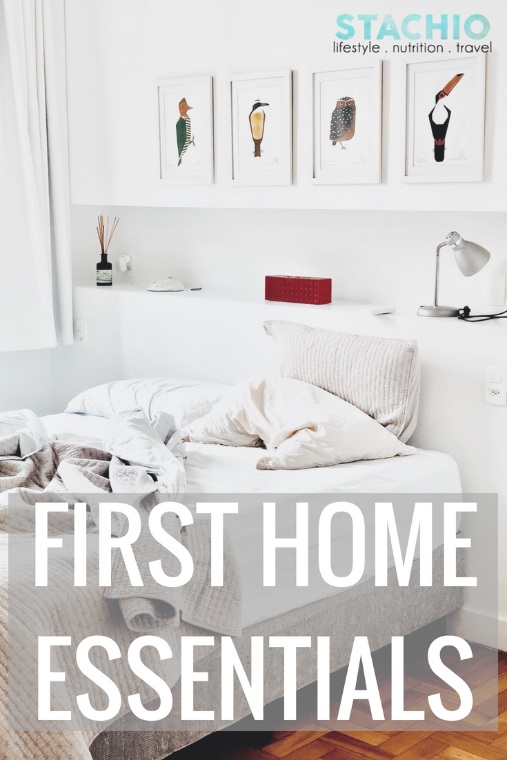 First home essentials checklist cleaning u organization group
