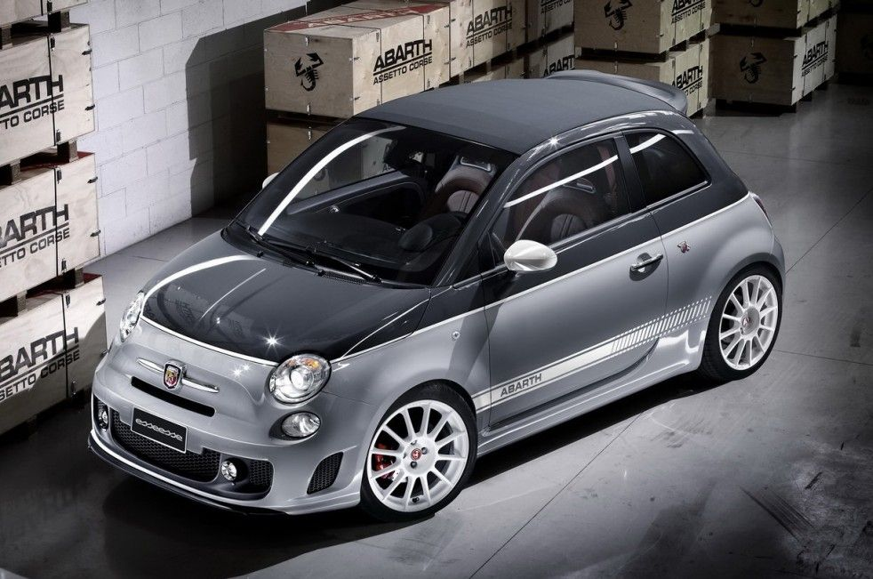 Fiat 500C SS