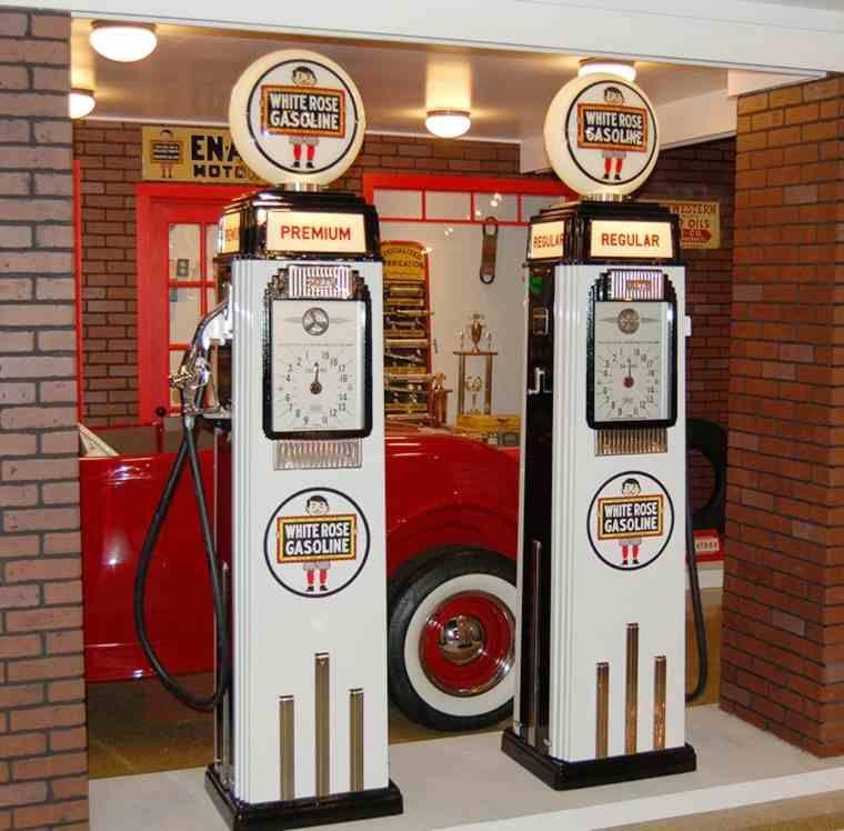 Webers Nostalgia Supermarket Vintage Gas Pumps Gas Pumps Old Gas Pumps