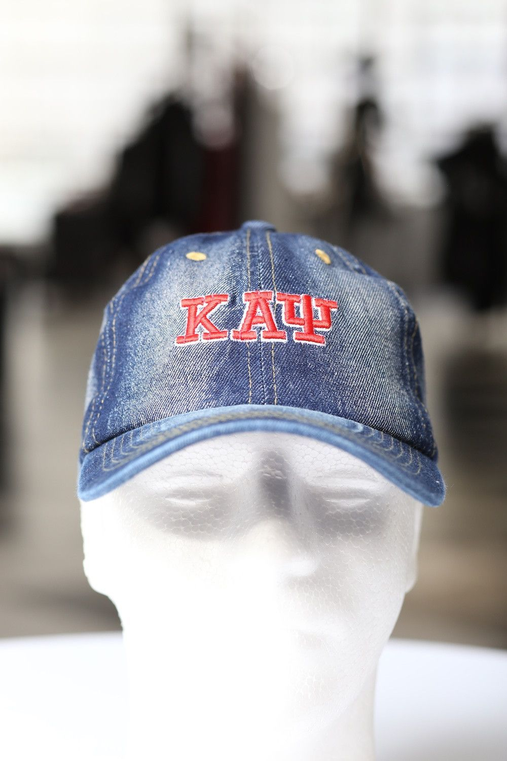 4d7a8f5077c39 My ΚΑΨ Jeans polo dad hat