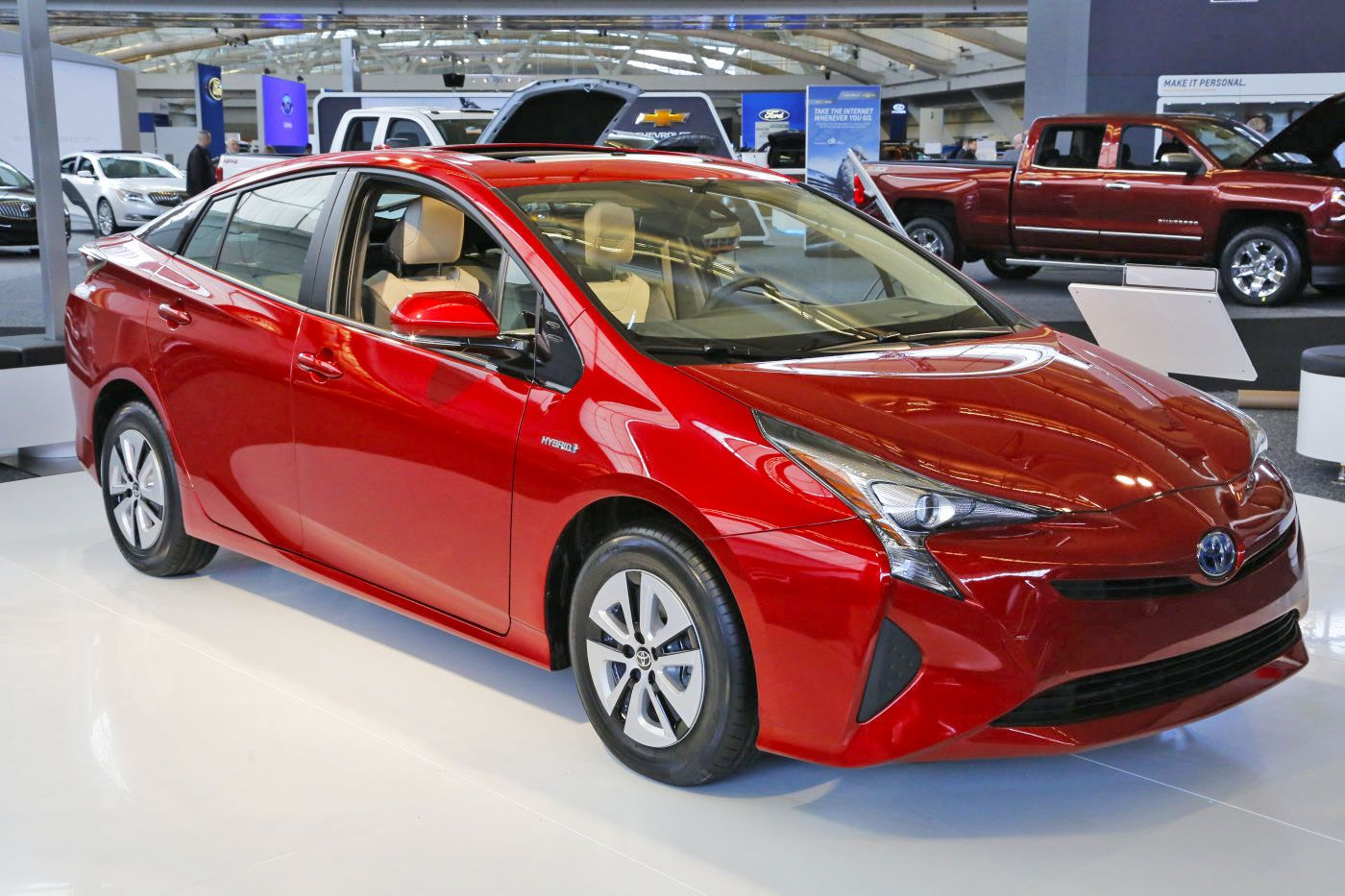 Consumer Reports 2016 Prius Is The Most Fuel Efficient Hybrid
