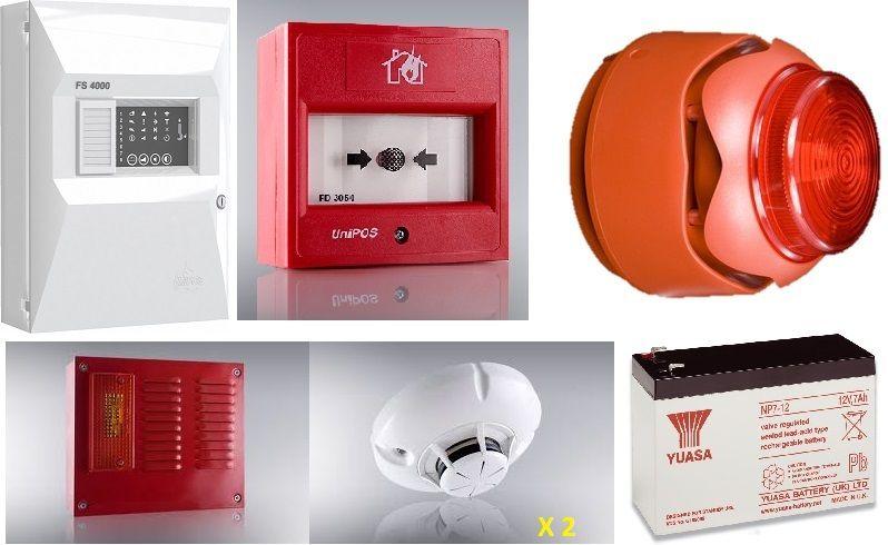 نظام الإنذار التقليدي يستخدم النظام التقليدى فى الاماكن المتناهية فى الصغرمثل المطاعم والشقق وايضا في المباني Fire Alarm System Technology Systems Alarm System