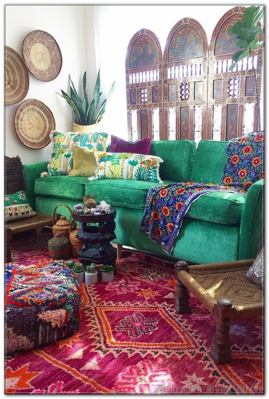 The Most (and Least) Effective Ideas In Bohemian Home Decor