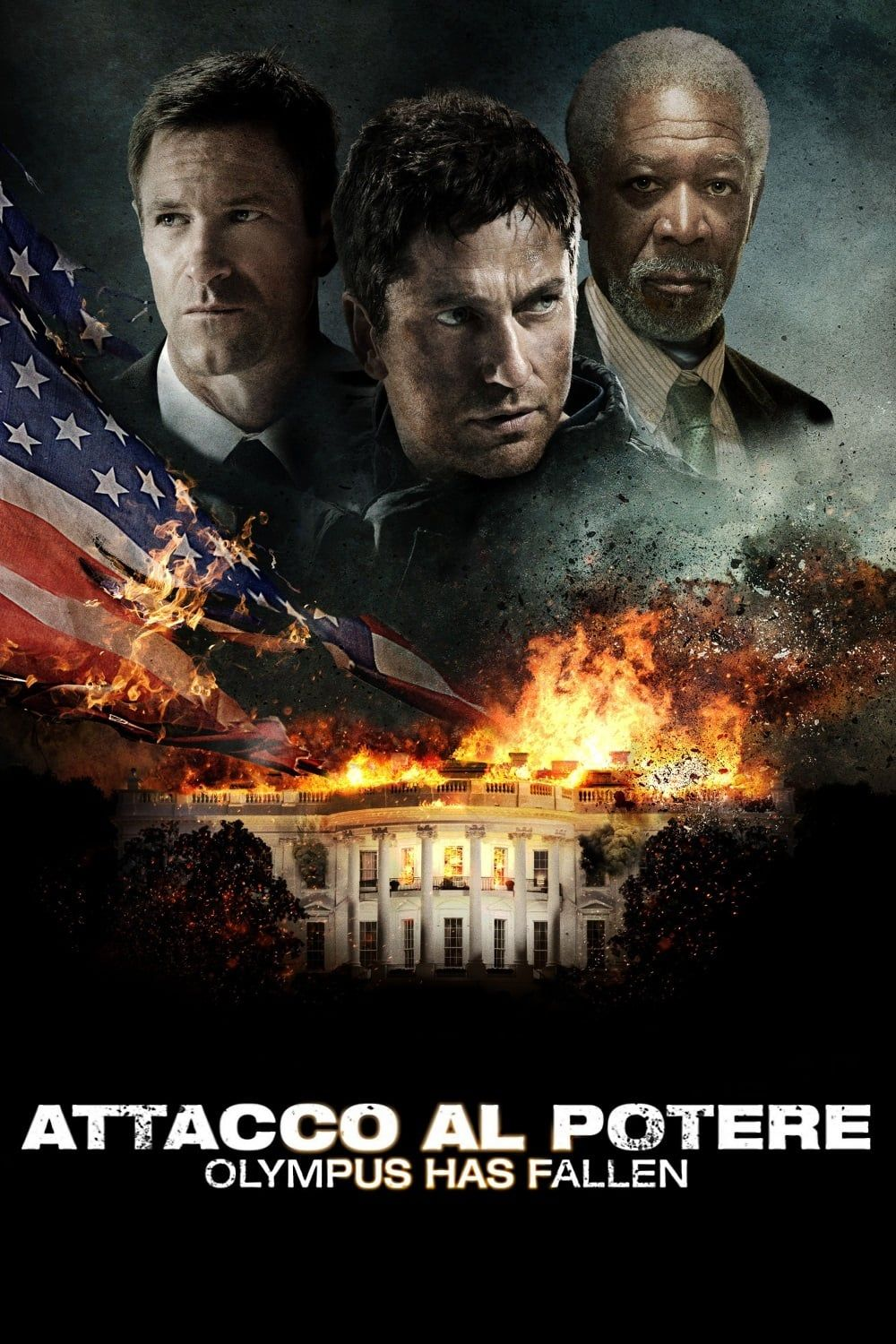 Attacco Al Potere Olympus Has Fallen Streaming Film E Serie Tv In Altadefinizione Hd Film Gerard Butler Dylan Mcdermott