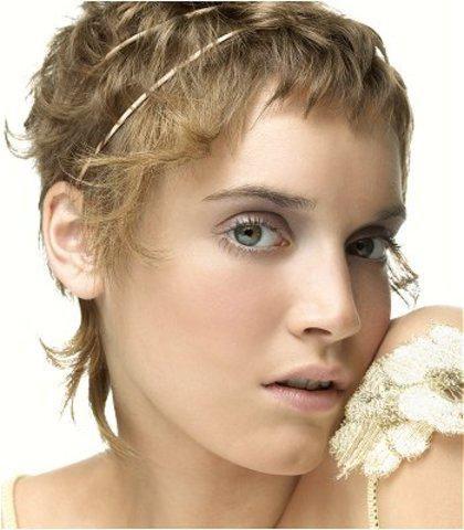 Coiffure De Mariage Spécial Cheveux Courts Baaad Good