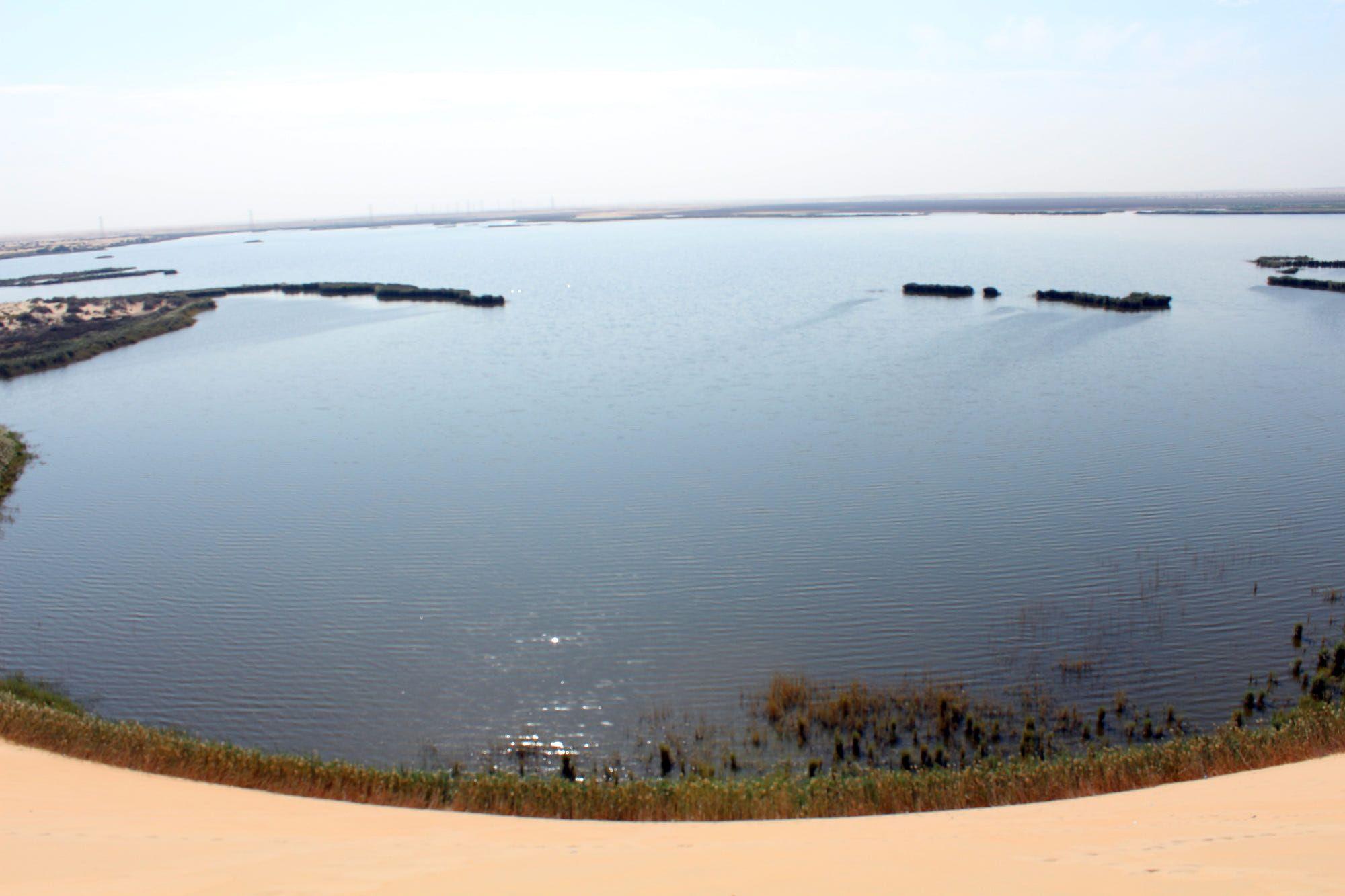 بحيرة الأصفر في الأحساء By Yousef Hassan Outdoor Water Beach