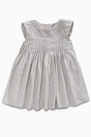 Buy Pintuck Dress (3mths-6yrs) online today at Next: Norway