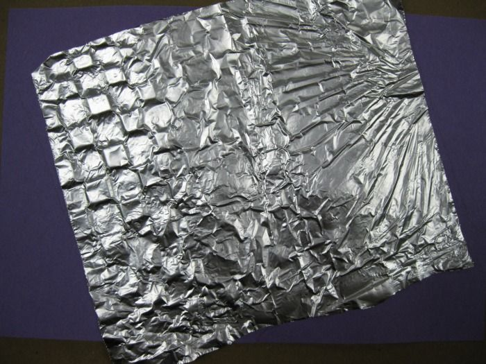 Aluminum Foil Art Google Search Aluminum Foil Art
