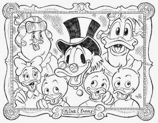 Ducktales Coloring Pages Disney Coloring Pages Family Coloring Pages Cartoon Coloring Pages Disney Coloring Pages
