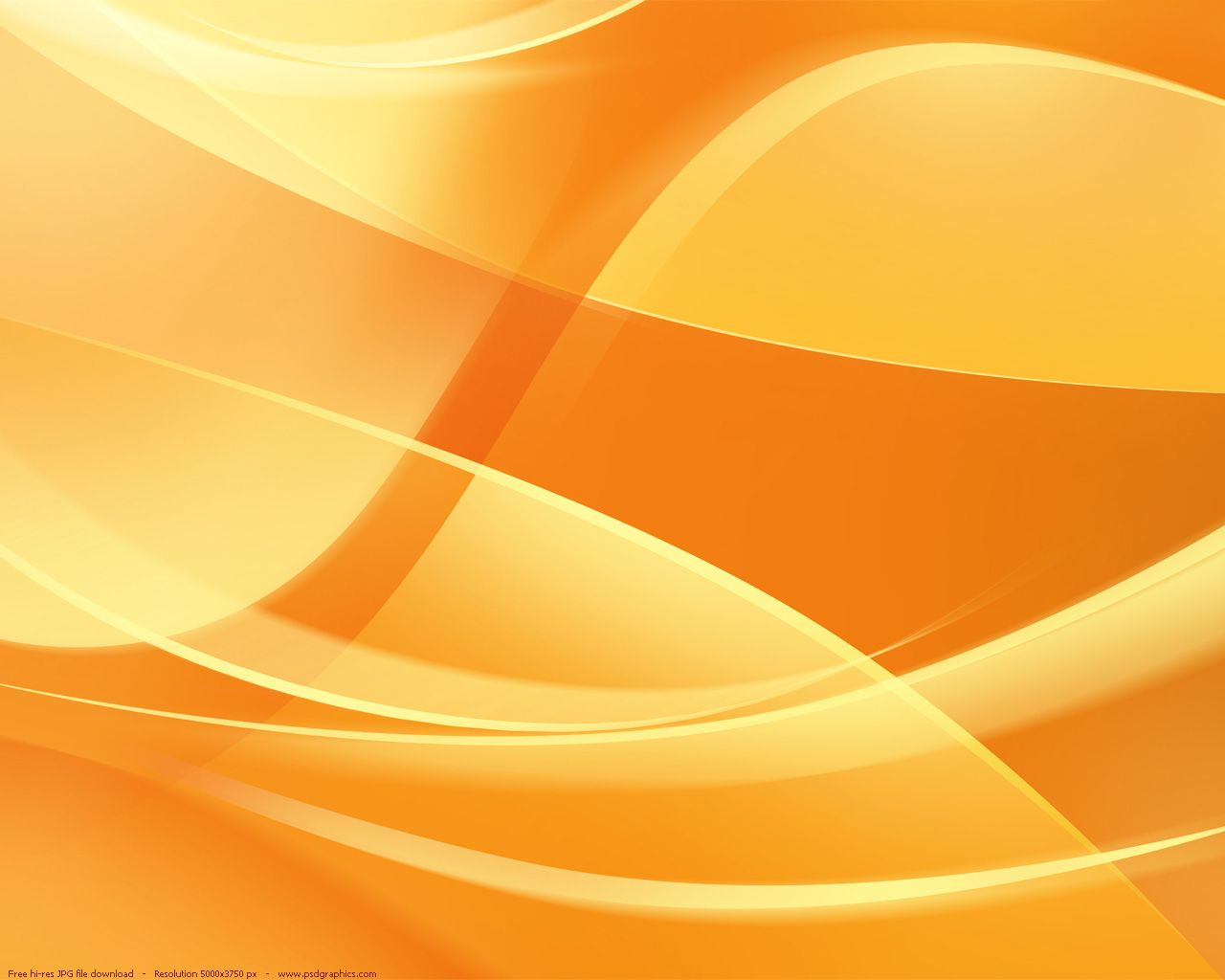 Orange Abstract Orange Backgrounds Psdgraphics In 2019