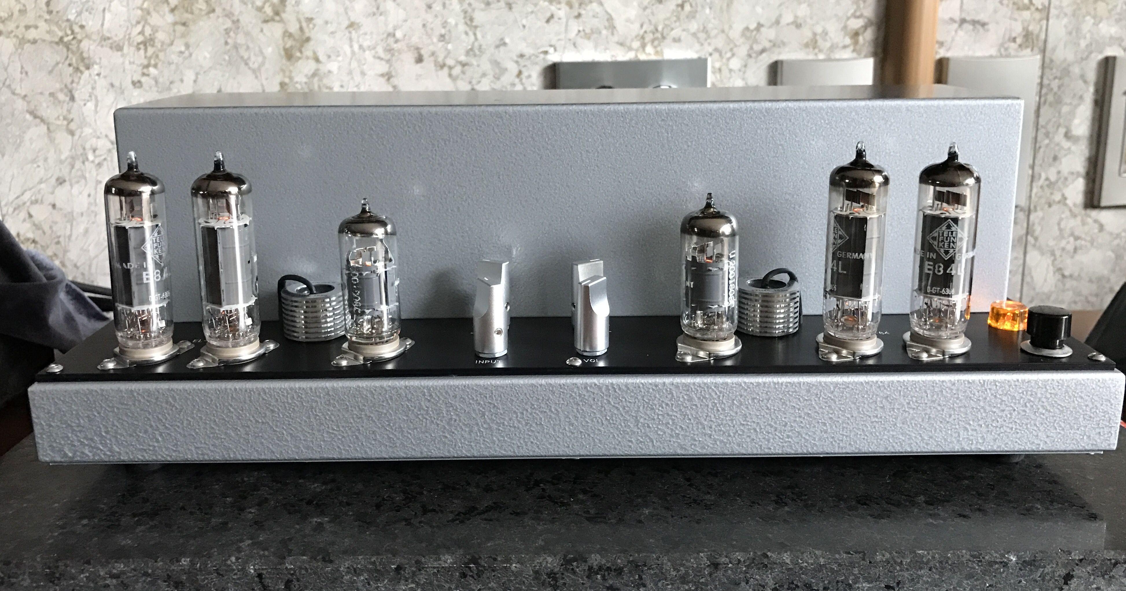 EL84 Power & Integrated Amp Thread | Page 4 | Steve Hoffman