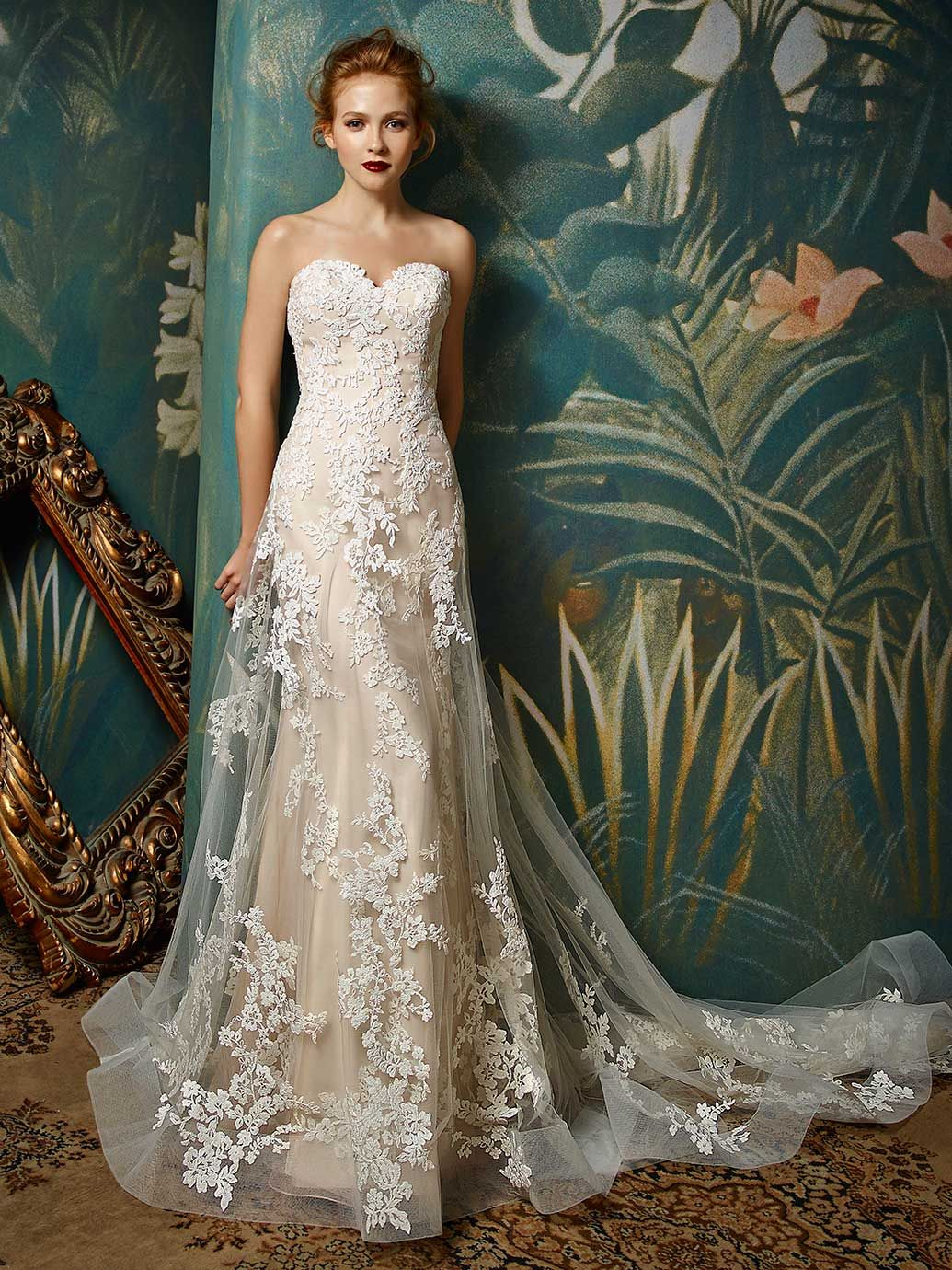 2017 blue by enzoani jilly front view 2017 blue by enzoani bule by enzoani couture bridal gown style jilly ombrellifo Images