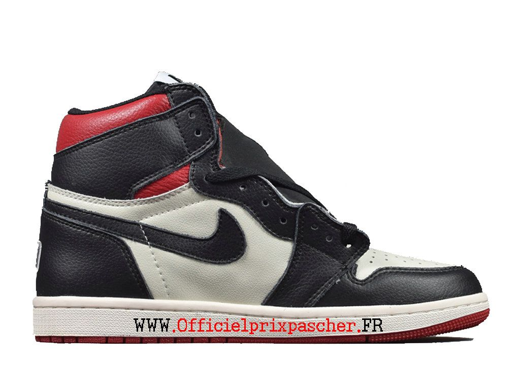 air jordan 1 rouge homme