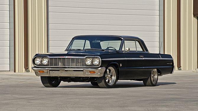1964 Chevrolet Impala Mecum Auctions Chevrolet Impala Impala