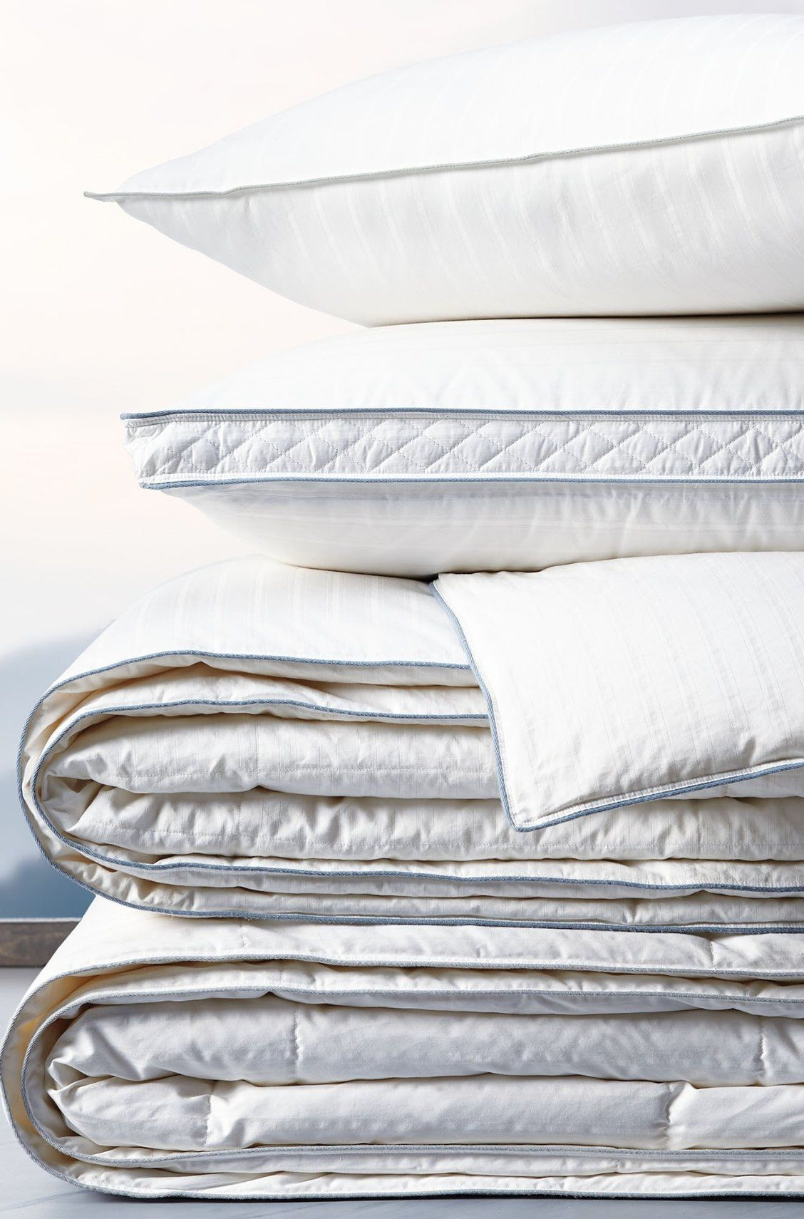 Resort Down Bedding Collection In 2019 Bedding Collections Down