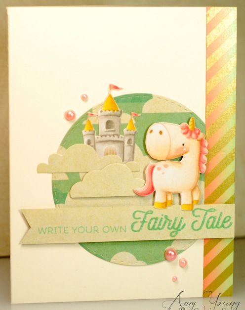 A thousand sheets of paper: Your own fairytale...