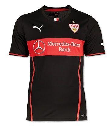 VfB Stuttgart 2013/14 Puma Away Shirts