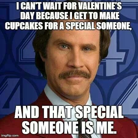 Will Ferrell Meme Facebook Funny Valentine Memes Valentines Memes Funny Quotes