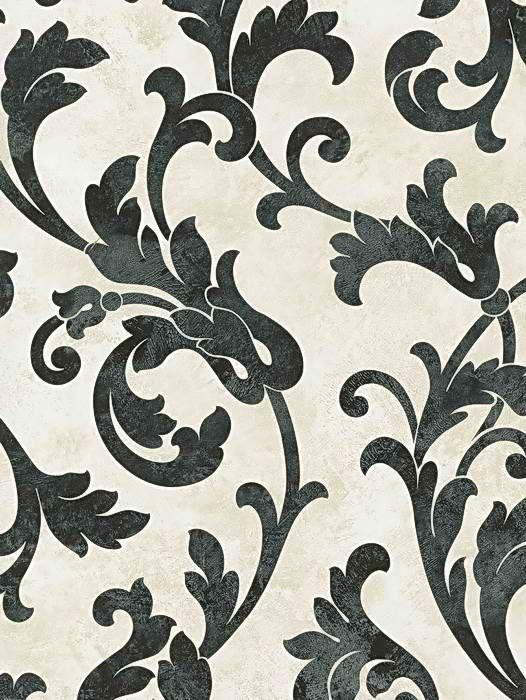 Pin By Sydney M Luken On Textiles Wallcoverings Patterns Wallpaper Pattern Wallpaper Black Wallpaper For Walls
