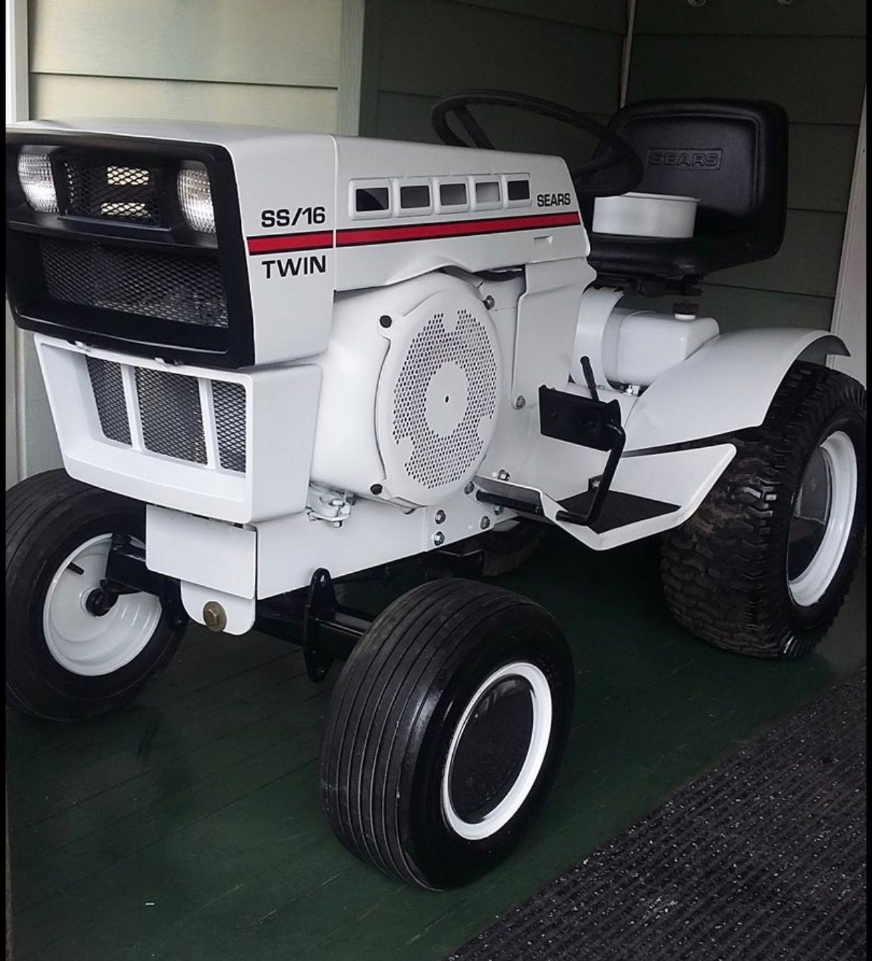 Pin By Richard Martin On Tractors And Machinery Tractors Tractor Mower Garden Tractor