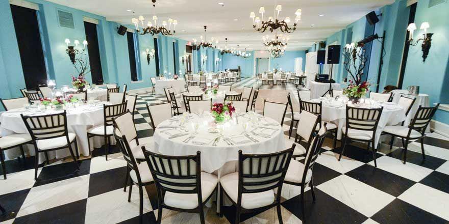 Nj Ocean Front Weddings Events Cape May Historic Congress