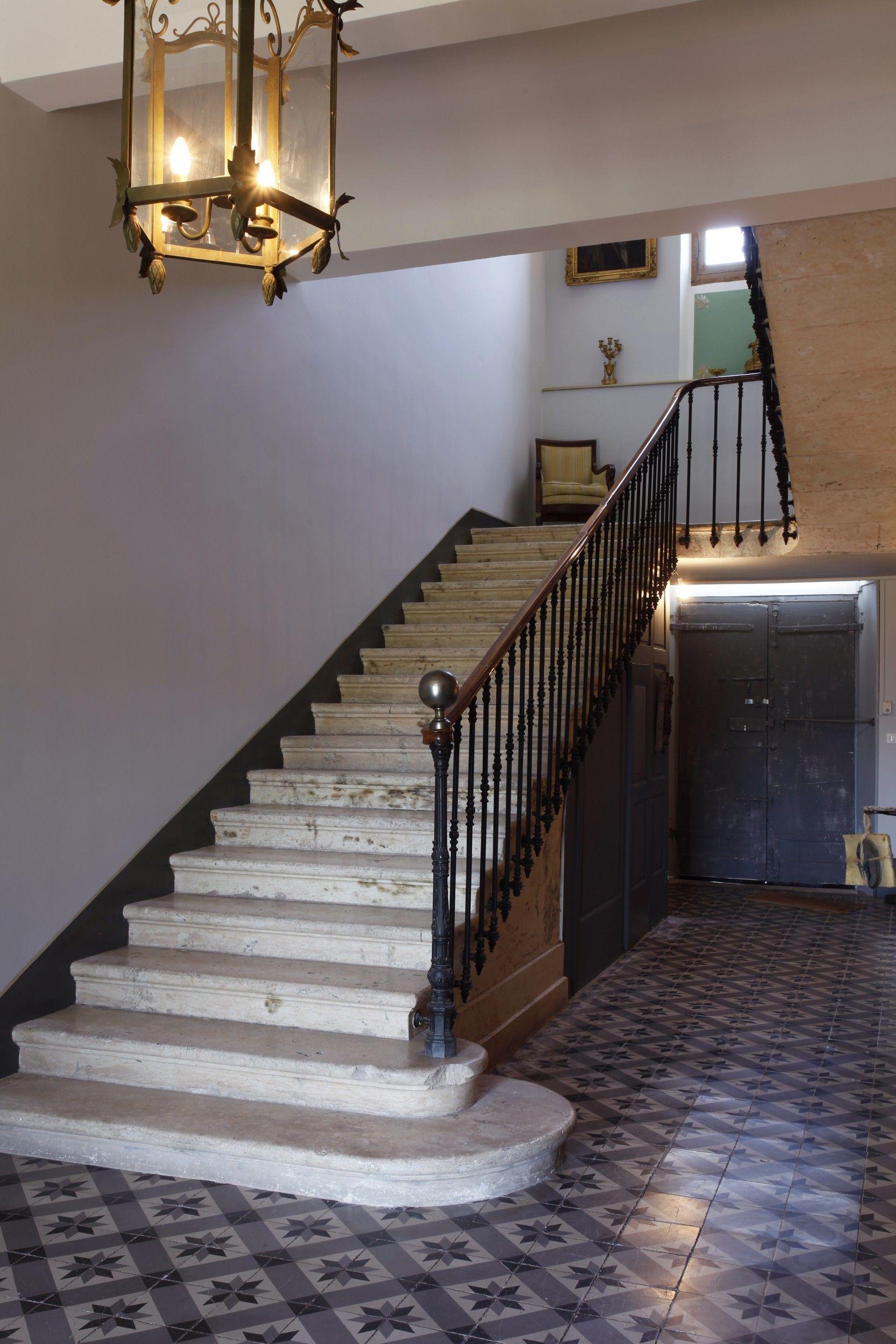escalier marbre blanc xix me d coration int rieure en 2019 pinterest house styles home. Black Bedroom Furniture Sets. Home Design Ideas