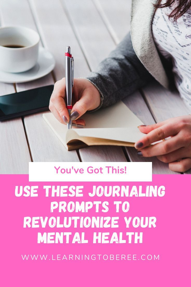 45 Journaling Prompts for Mental Health #mentalhealthjournal